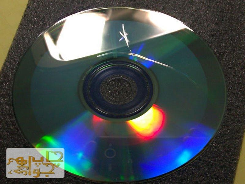 خوانده نشدن دیسک