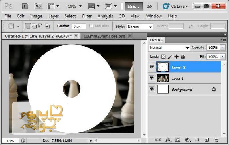 طراحی برچسب